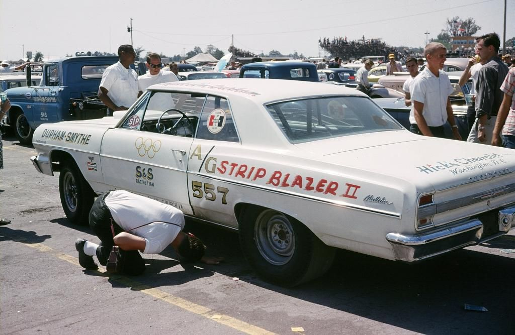 Strip Blazer II. Owned by Malcolm Durham, early African American ...