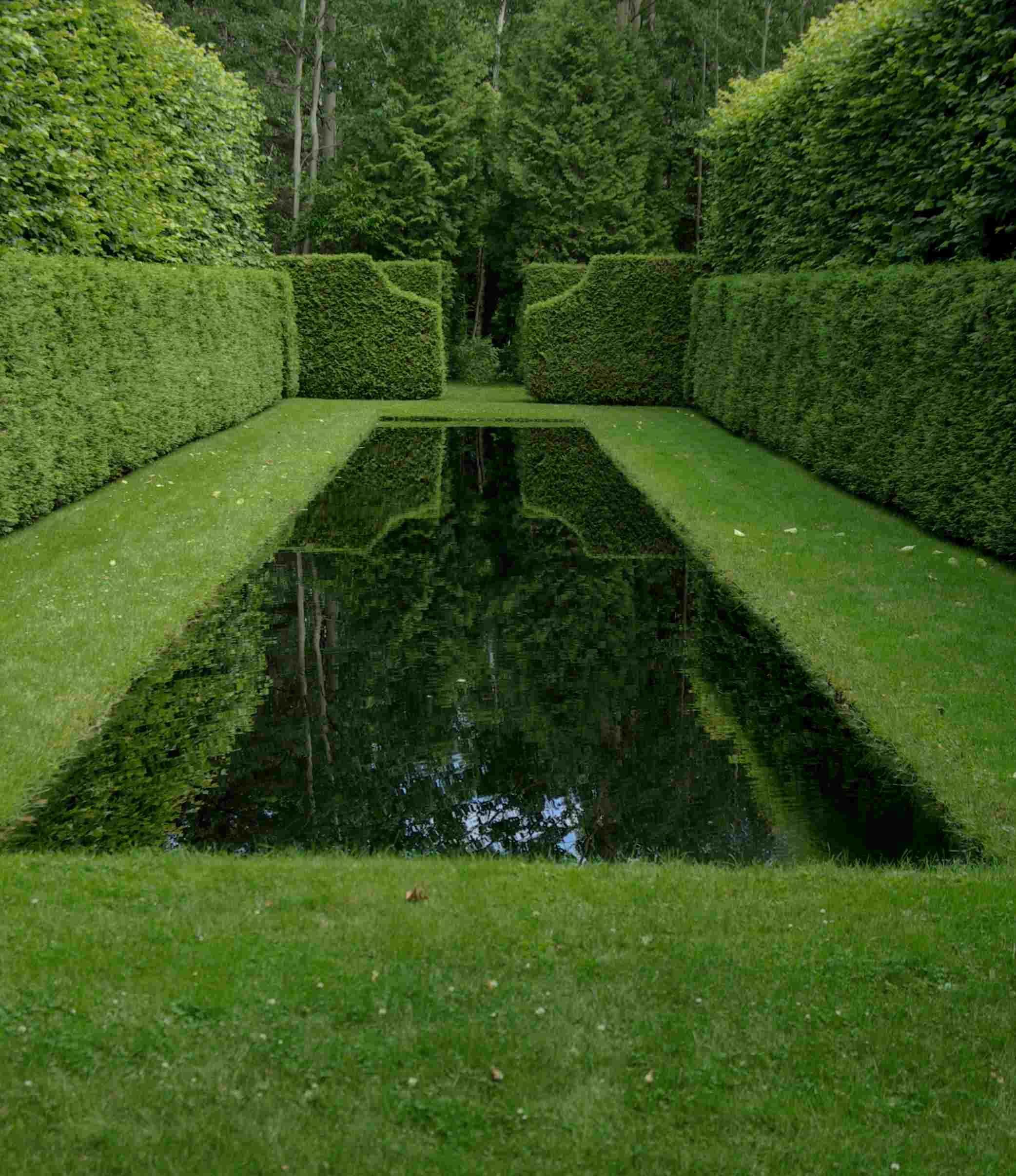 Les Quatre Vents Piscine Jardin D Eau Haies De Jardin Et Jardins