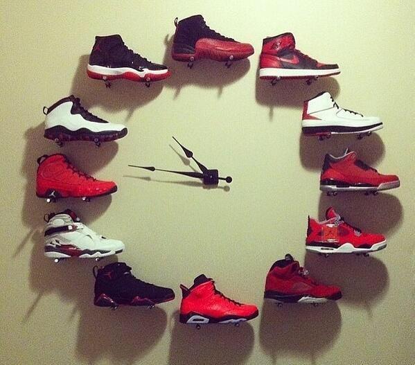 Unlaced Sole on Twitter   Jordan clock, Sneaker head, Creative