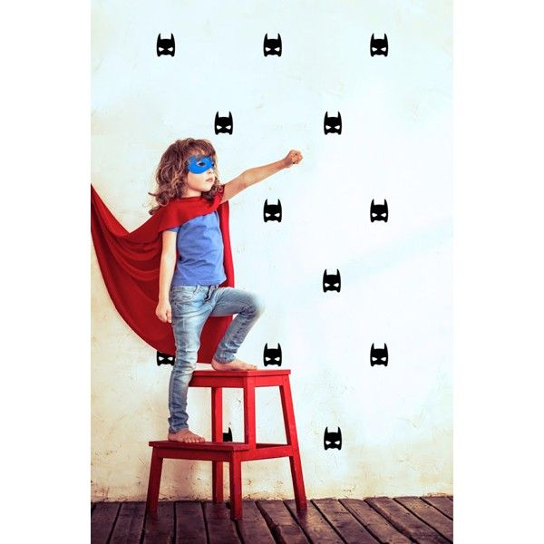 Stickers enfant super héros