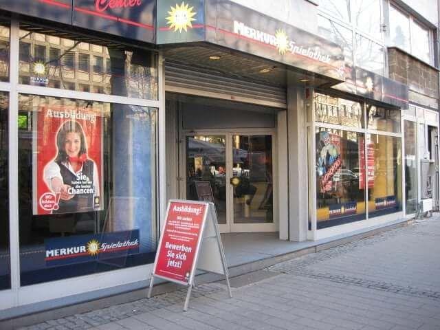 Merkur Spielothek Frankfurt