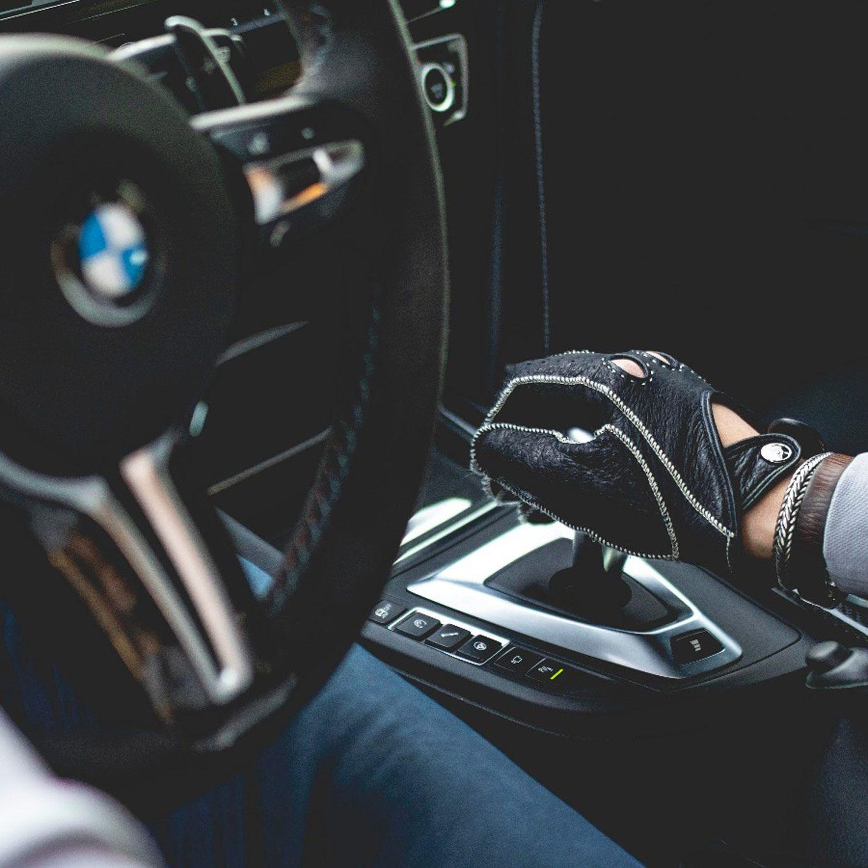 This BMW M4 Matching Our Perla Blu Custom Made