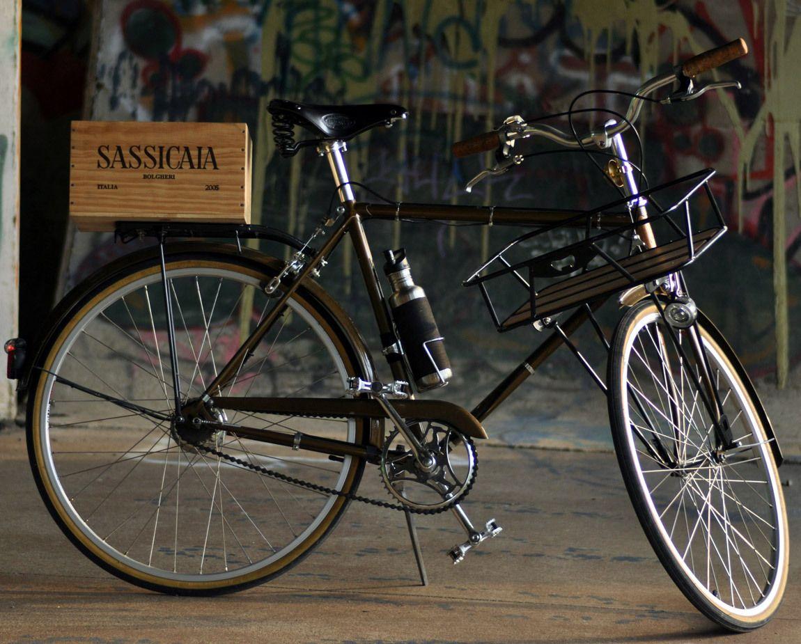 Raleigh Superbe Restoration W Dutch Style Accessories Bicycle Raleigh Bikes Urban Commuter Bike