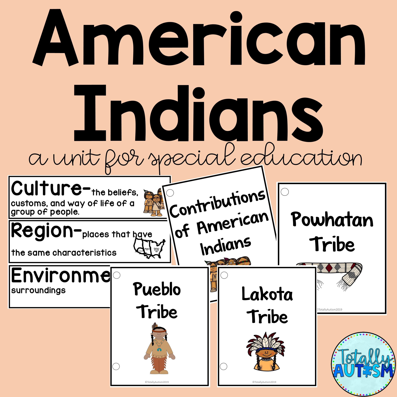 American Indians (Powhatan [ 3000 x 3000 Pixel ]