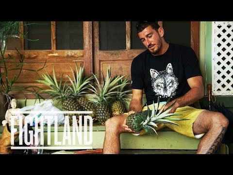 Mma Fighter Dustin Barca Takes On Monsanto In Hawaii Fightland Show Fightland Monsanto Fight Fitness Fighter