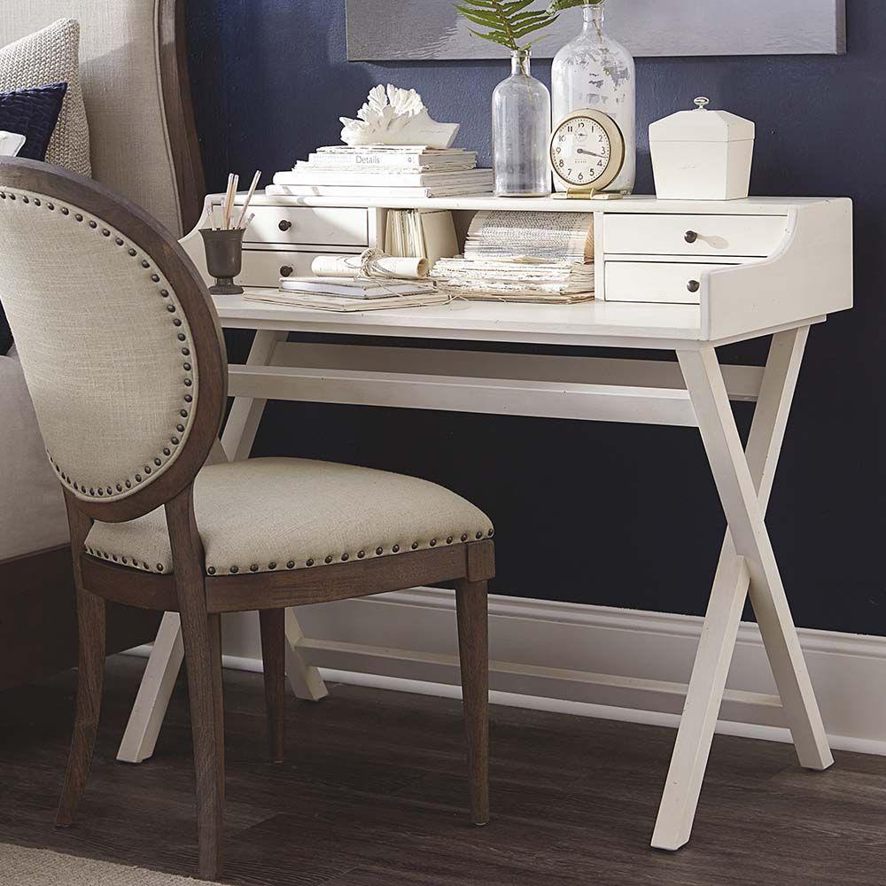 The Artisanal Desk By Bassett Furniture Is Inspired From