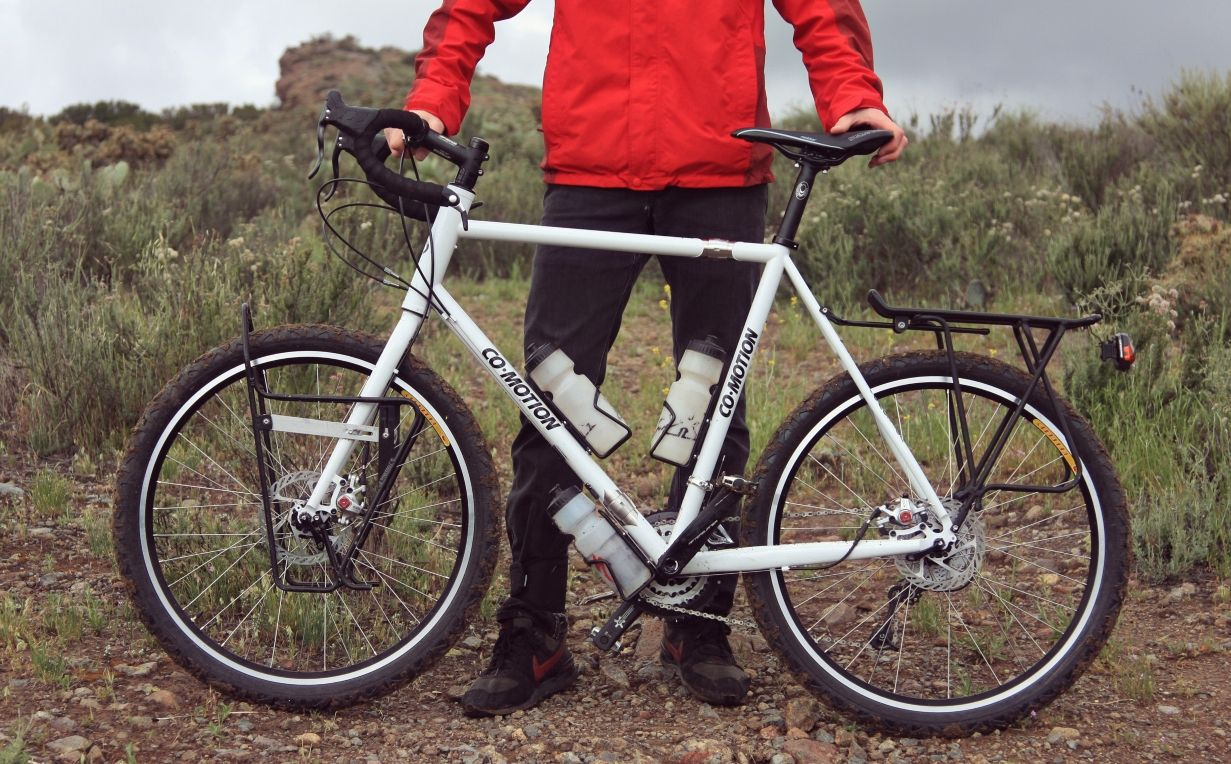 Welcome To The Wonderful World Of Bike Touring Touring Bicycles