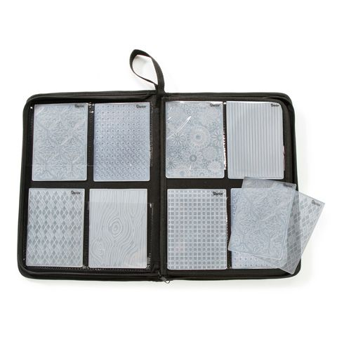 Square Frame Embossing Folder Darice Craft Folders 1219-220 Cuttlebug Compatible