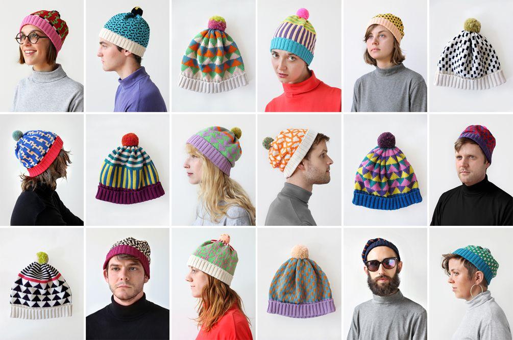 annielarson hats. | Knits | Pinterest | Deberes y Estilo