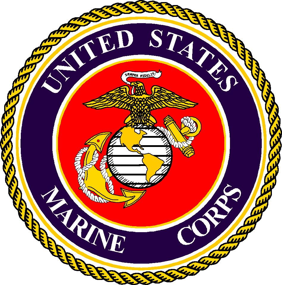"""MY SON IS  A U.S Marine Patch   3/"""""""