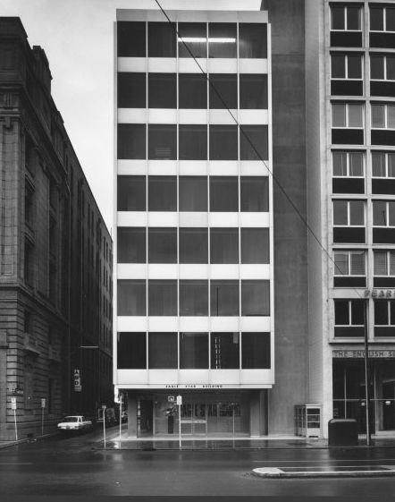 Eagle Star Insurance Building by Yuncken Freeman. Adelaide ...