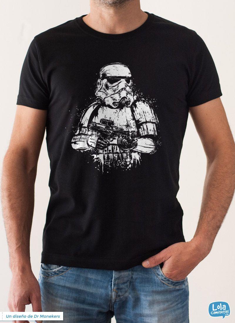 Y T Trooper Of EmpireCamisetas De Shirts sQrdCxoBth