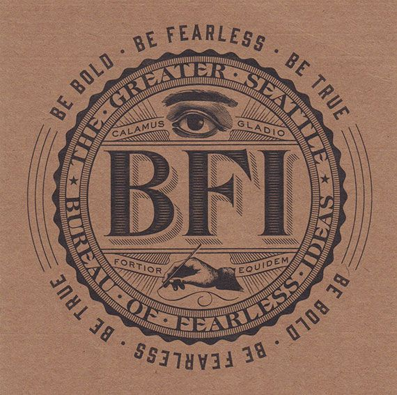 826 Seattle Changes Its Name to the Bureau of Fearless Ideas - Books - The Stranger