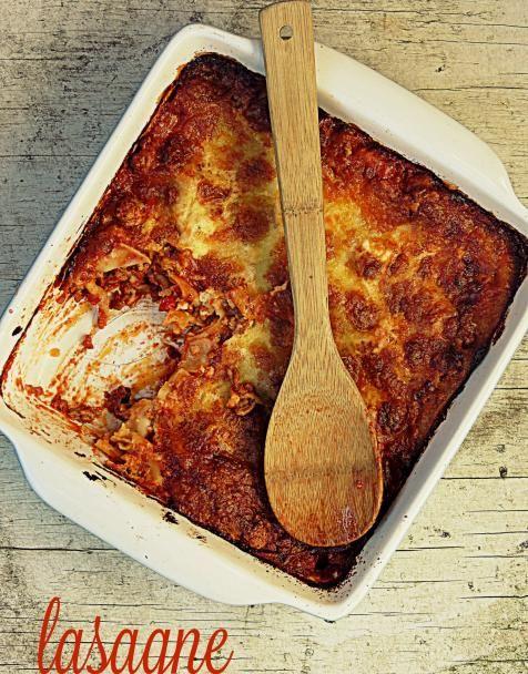Maailman paras lasagne