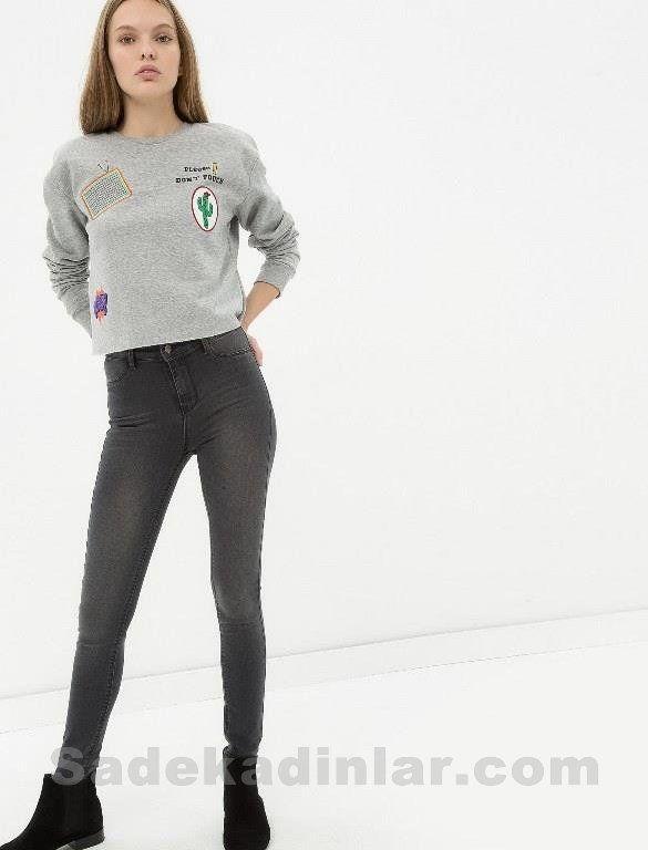 Koton Kot Pantolon Modelleri Ve Bayan Kombin Onerileri Pantolon Yeni Moda Kotlar