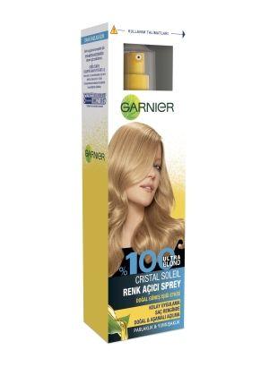 Garnier 100 Ultra Blond Renk Acici Sprey Renkler Urunler