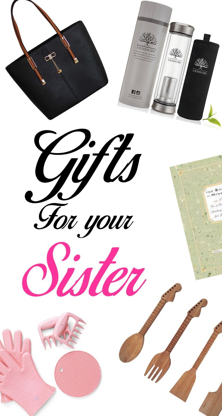15 brilliant gift ideas for sister in 2020 that will made