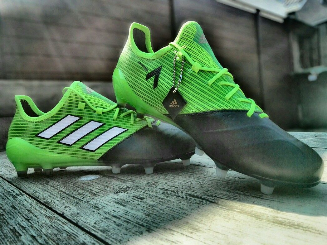 premium selection 758b5 0a7cb Adidas ACE17.1 Leather   TurboCharge Pack  Adidasfootball  Turbocharge   Footballboots  Soccercleats