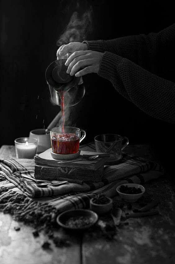чай в одиночестве картинки первую очередь это