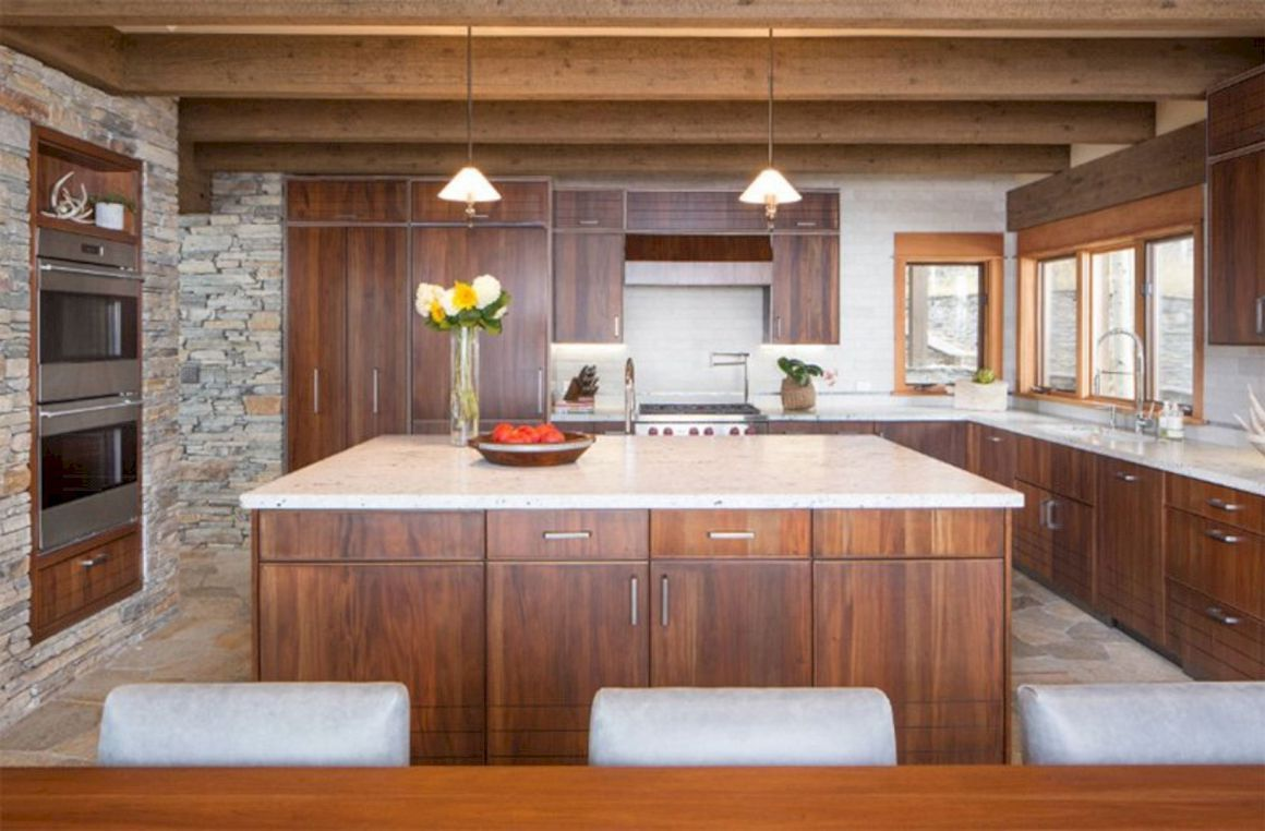 16 modern rustic kitchen designs https www designlisticle com modern rustic kitchen designs