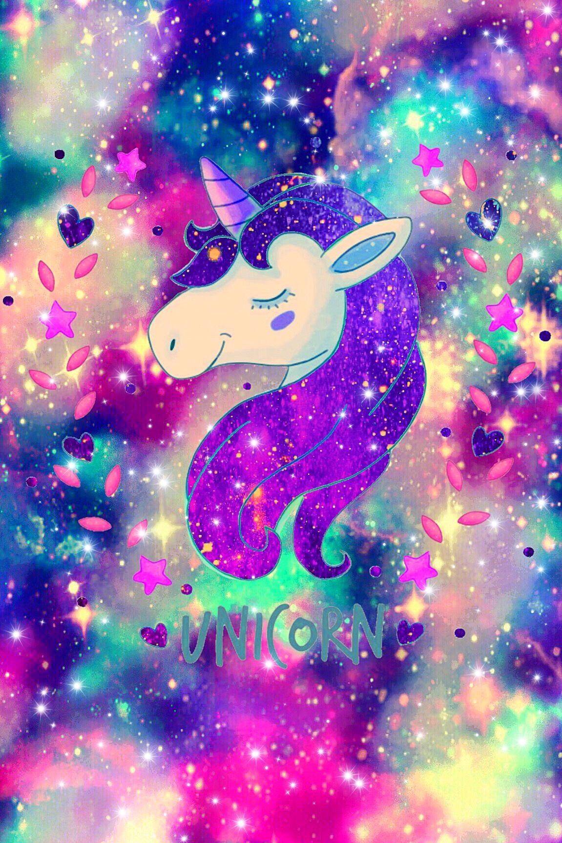 Shimmer Magical Unicorn Galaxy Wallpaper Androidwallpaper Iphonewallpaper Glitter Sparkle Galaxy Unicorn Magical Dream Night Sky Pics Art Unicornios Galaxy wallpaper glitter unicorns