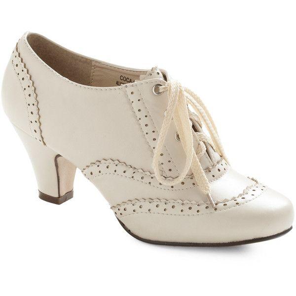 oxfords, heels, boots