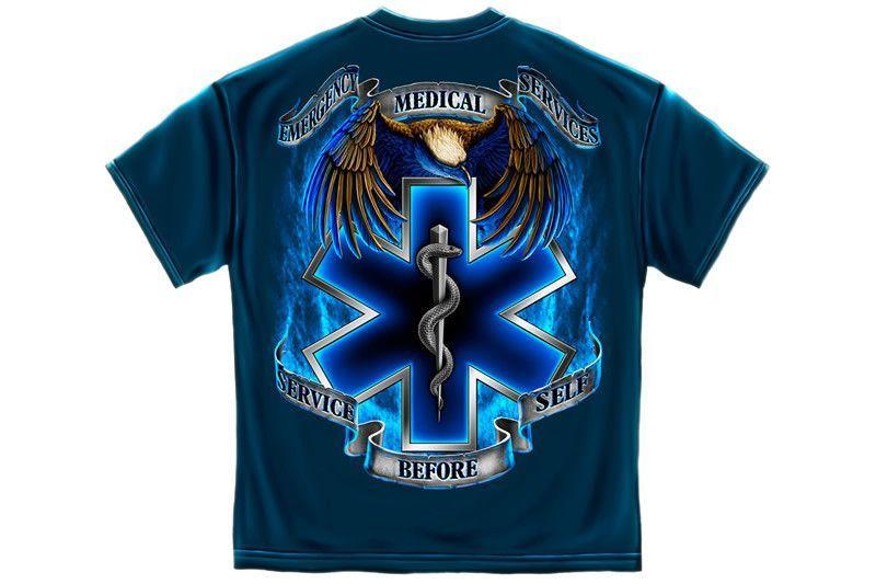 HEROS EMS Short Sleeve T Shirt Emergency medical