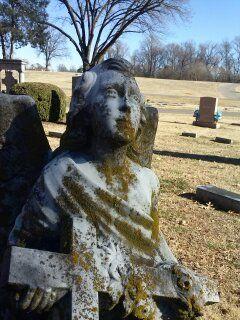 Forrest Hill Cemetery, Memphis TN