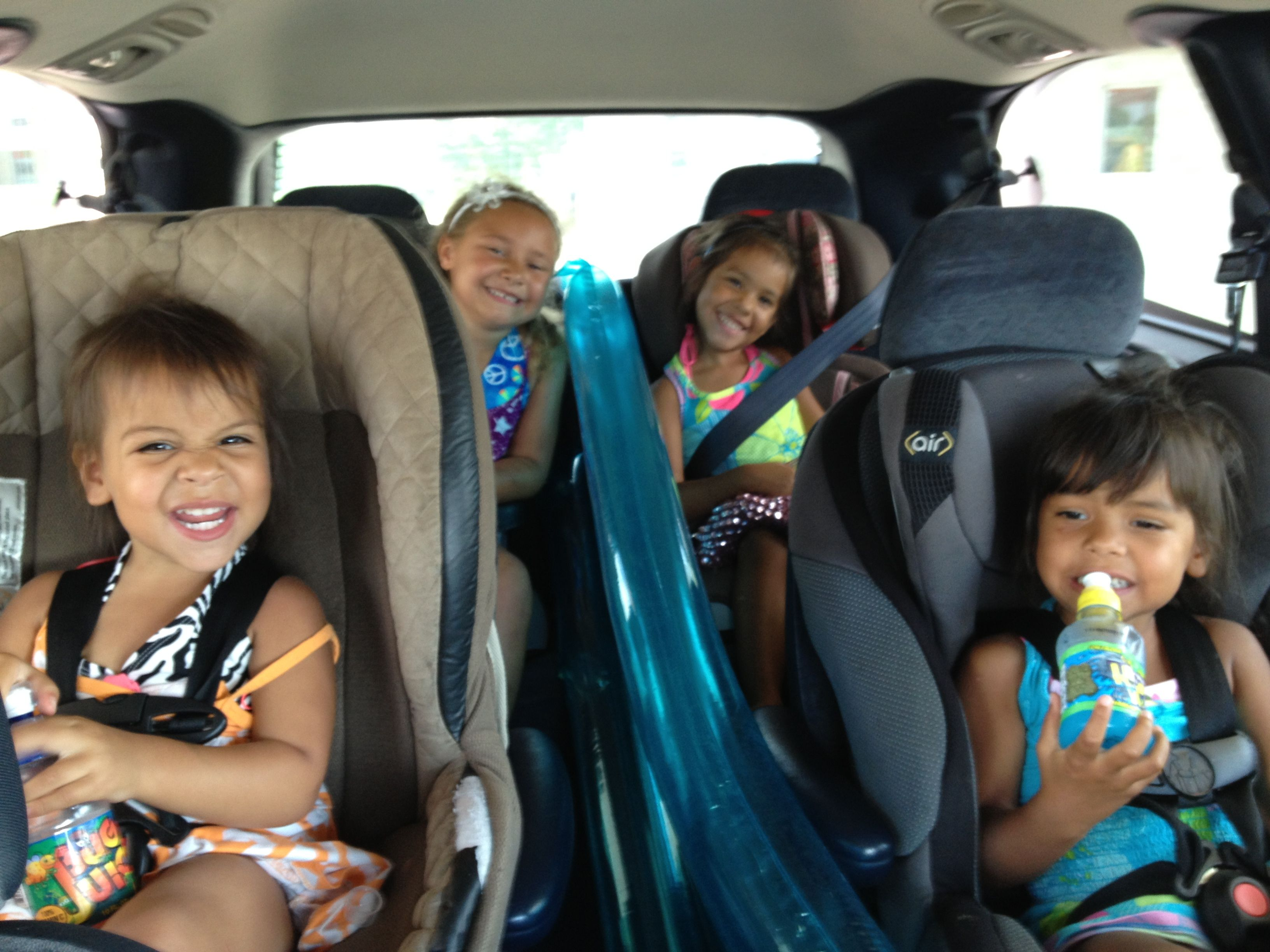 Off to the beach with friends :-)