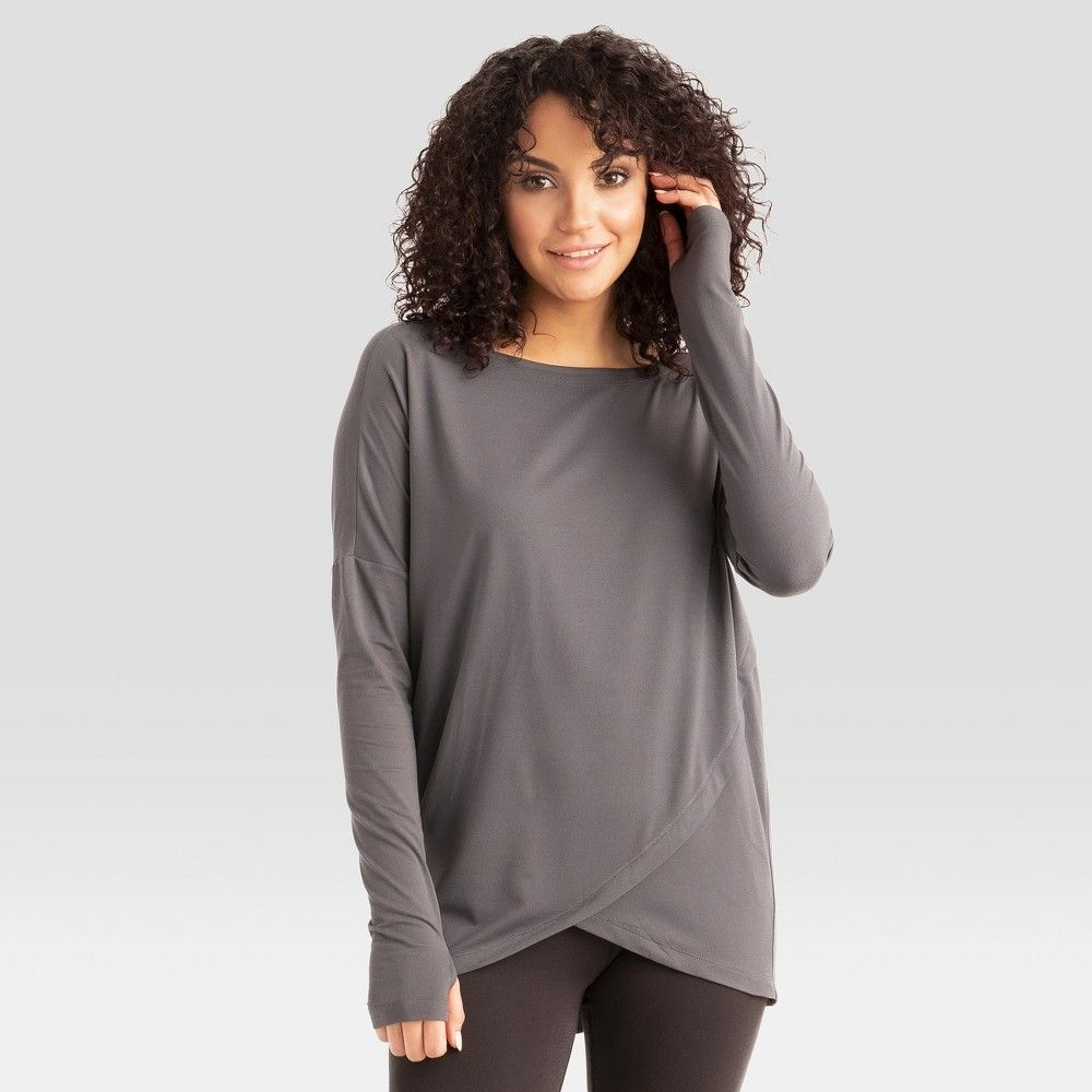1915caf087 Wander by Hottotties Women's Tunic - Gray XL   Products   Tunic ...