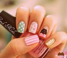 Inspiring picture amazing, cute, fashion, nail, nail polish. Resolution: 499x340 px. Find the picture to your taste!