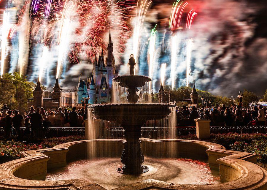 disney magic kingdom parking fee