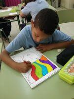 LA PRIMA CARLOTA: Arte para niños
