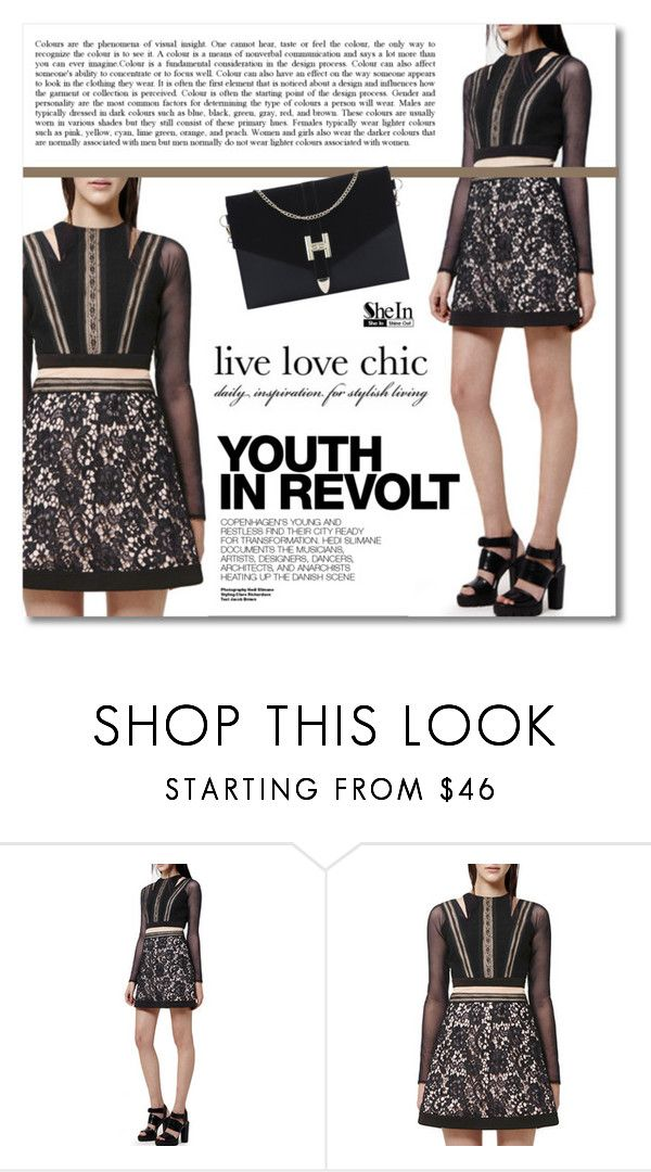 """""""Youth in Revolt"""" by mihreta-m ❤ liked on Polyvore featuring Hedi Slimane"""