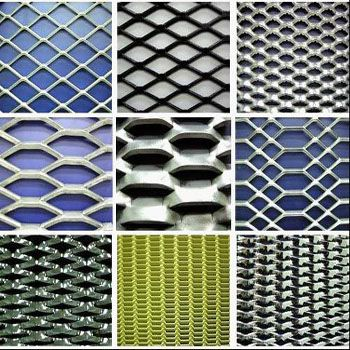 Decorative Expanded Metal Mesh Decorative Expanded Mesh