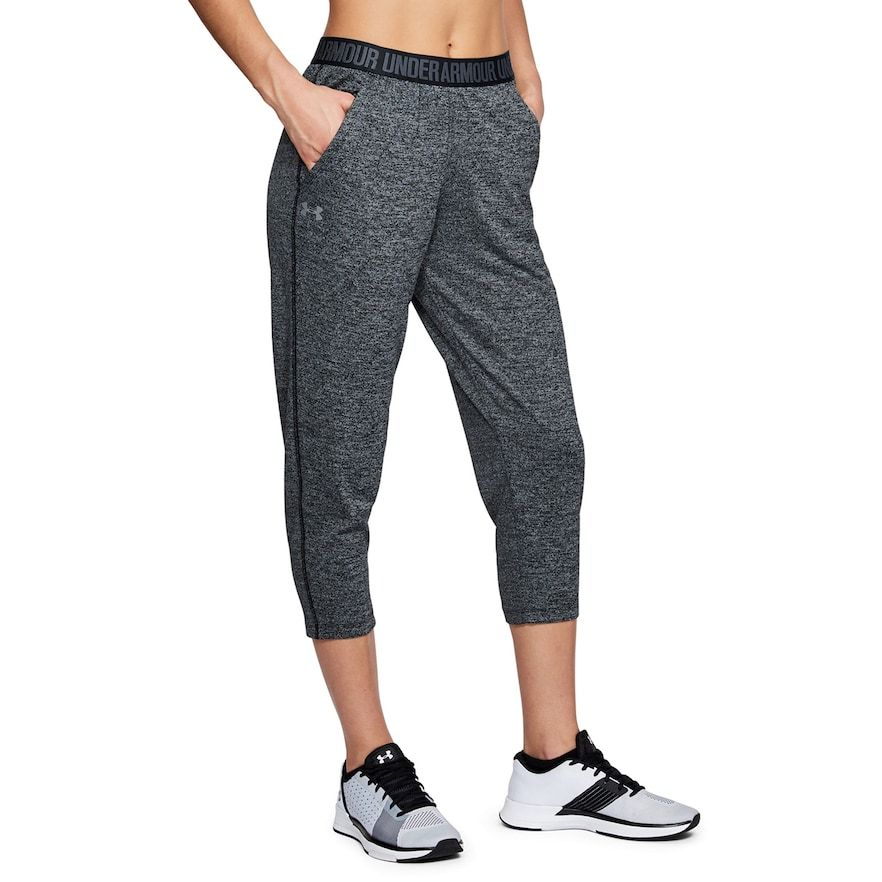 daca69bed2c Women s Under Armour Play Up Twist Midrise Capris