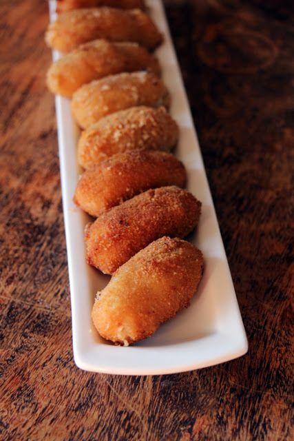 Spanische Croquetas Rezept Mit Bildern Spanische Tapas Rezepte