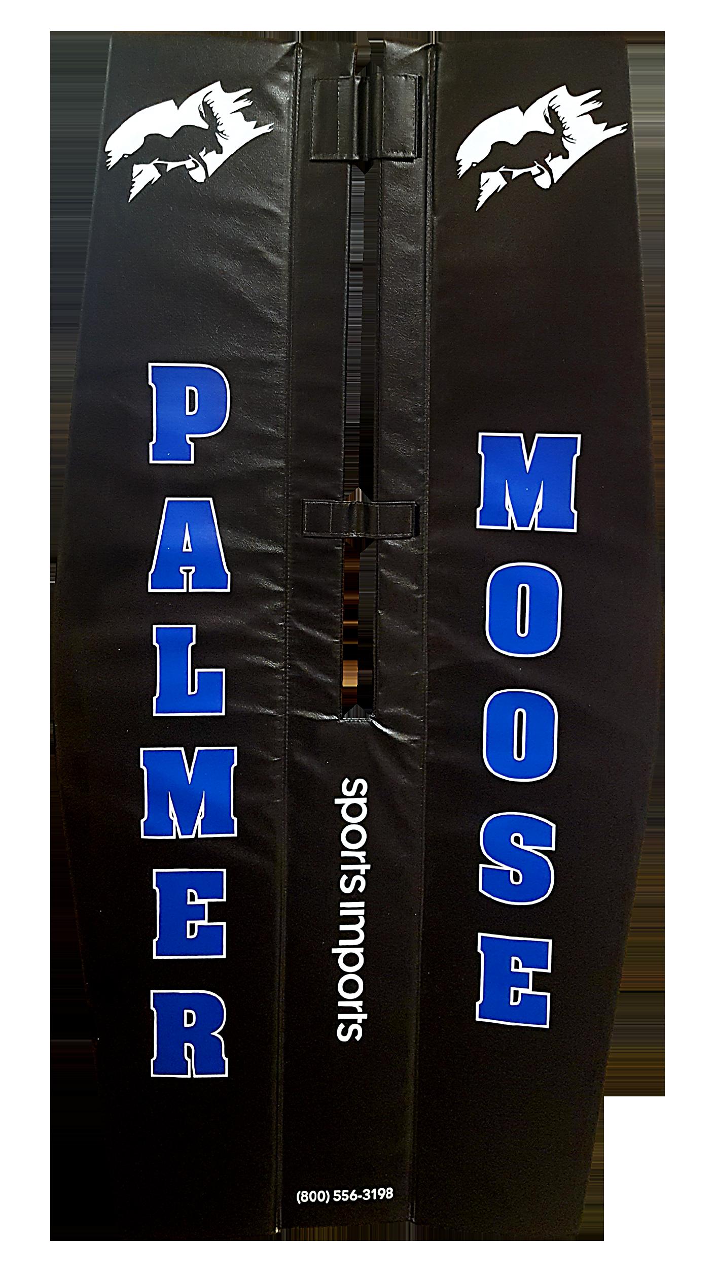 Custom Volleyball Pole Pad Palmer Moose Volleyball Custom Pole