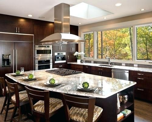 32 Awesome Wood Top Kitchen Island Ideas A Modular Kitchen Is Quite A Critical Part Of The
