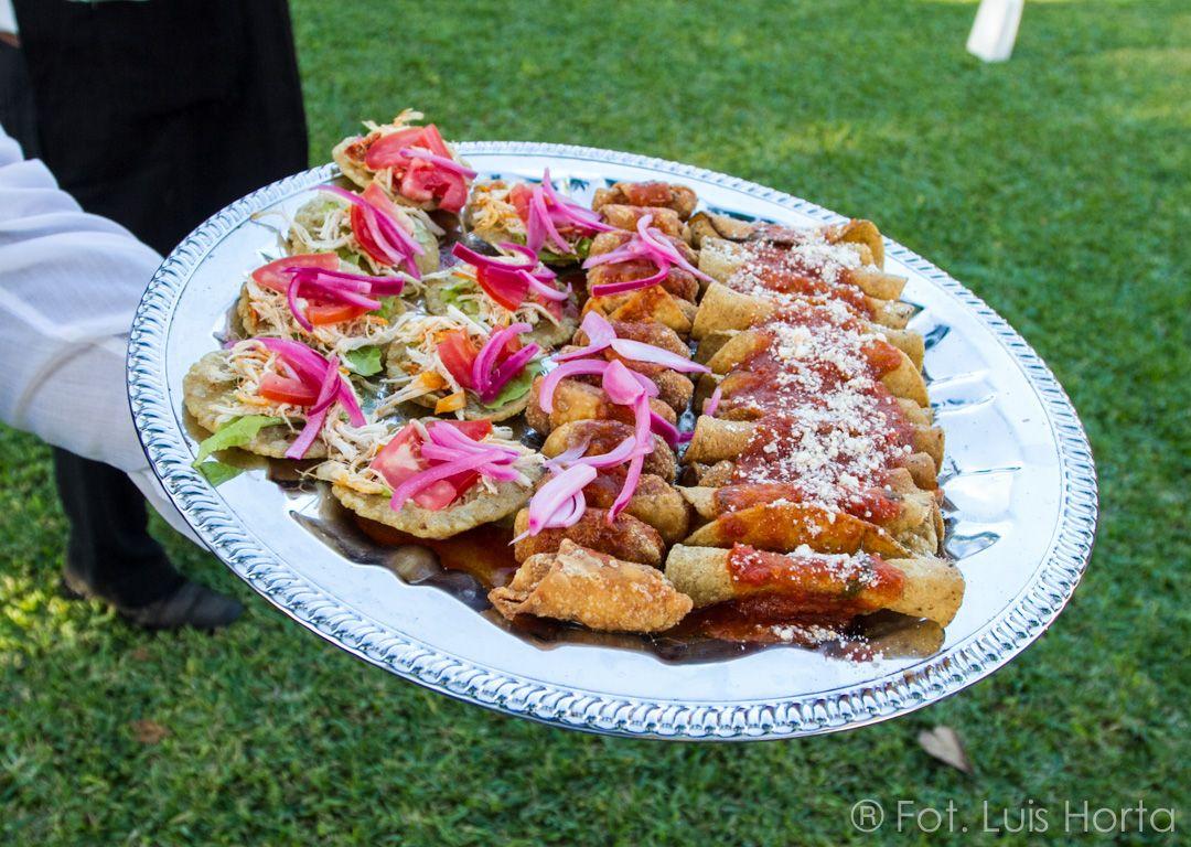 Aún tienes dudas de casarte en Yucatán? Prueba la comida fusión,yucateca.