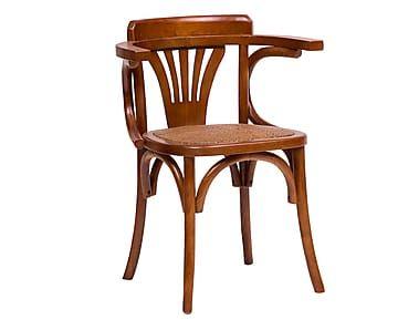 Poltroncina in legno madame noce cm mobili e varie di