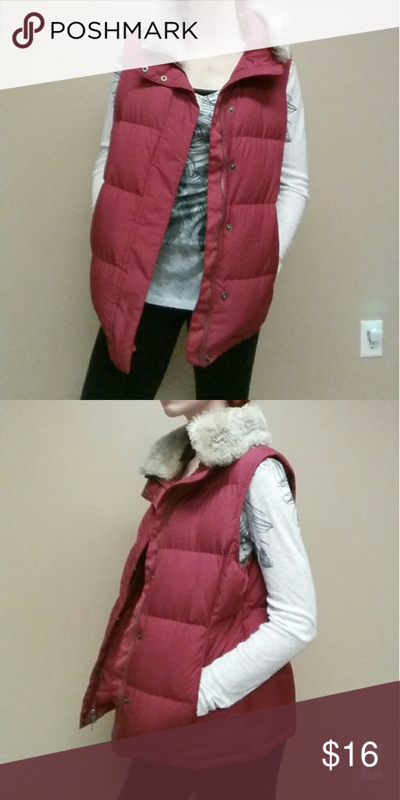 L. L. Bean vest Never been worn No holes or stains Like new condition L.L. Bean Jackets & Coats Vests