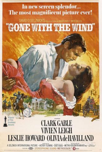 'Gone With The Wind' Posters - | AllPosters.com
