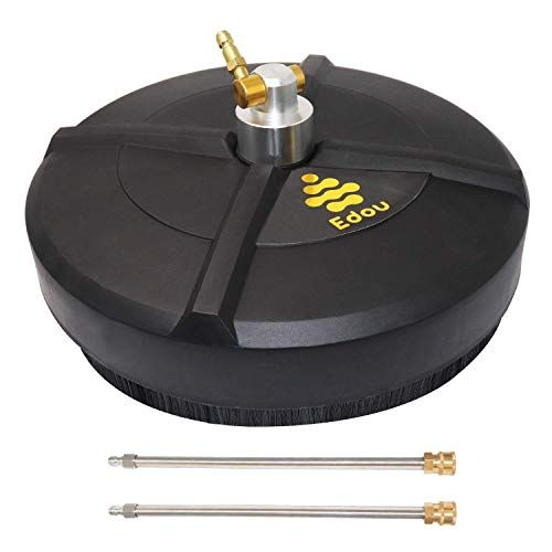 Twinkle Star 16 Inch Pressure Washer Undercarriage Cleaner,Under Car Water Broom