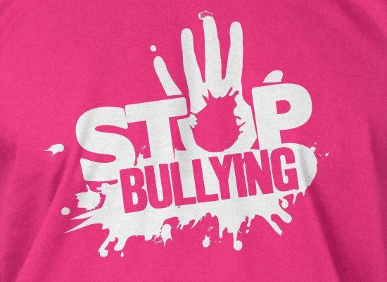 Pink Shirt Day Quotes | Is Shirt | Christmas kids party | Pinterest