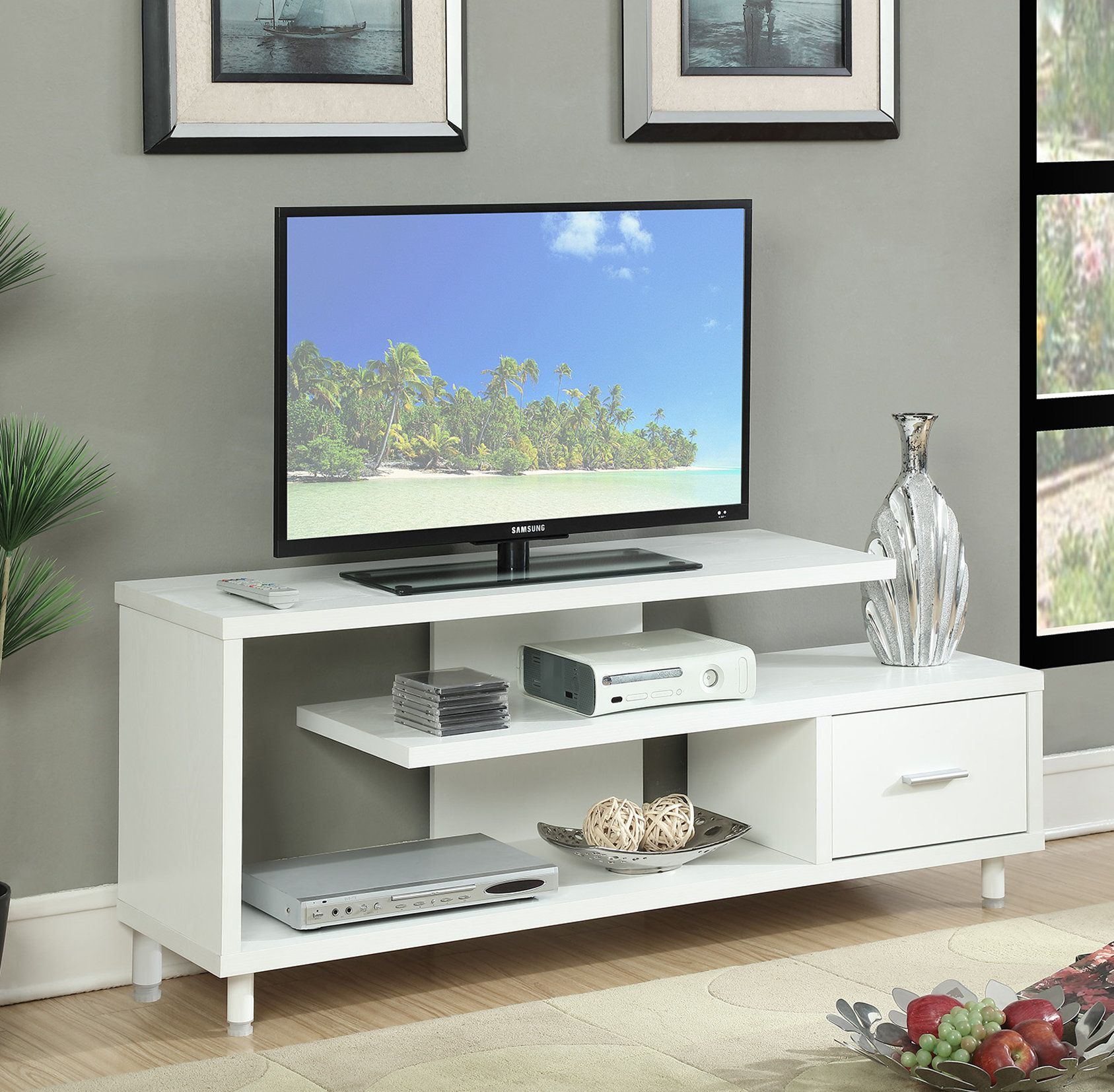 Edwin Tv Stand For Tvs Up To 65 Muebles Muebles Para Televisores Muebles Para Pantallas