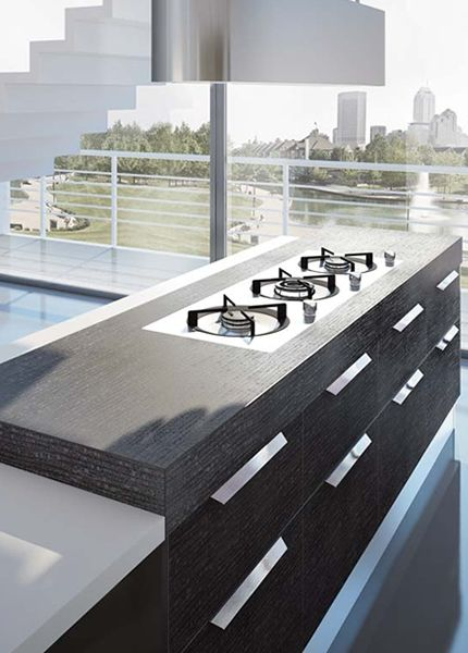 2010 _ Cucina Lube with Laminam | Kitchens | Tiles, Home Decor ...
