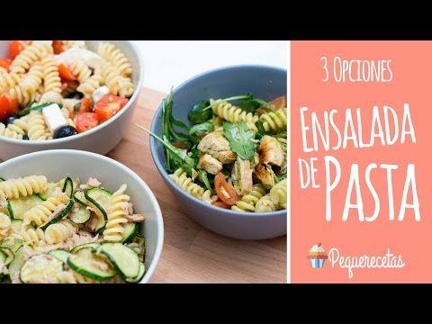 10 Recetas Fáciles Y Originales De Ensalada De Pasta Todos