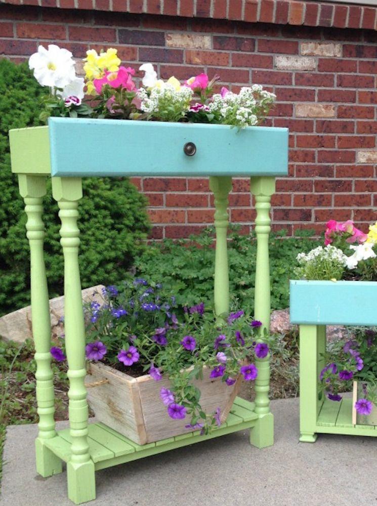 13 creative designs for easy diy planters porch planters