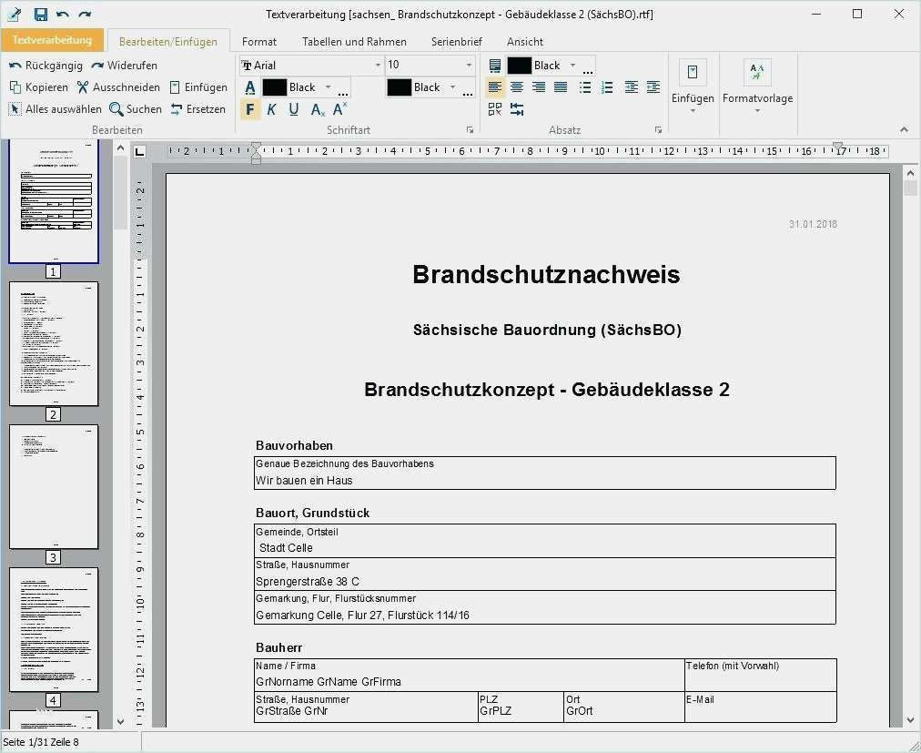 Bautagebuch Bauteu Download Freeware De